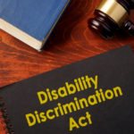 Disability discrimination act book